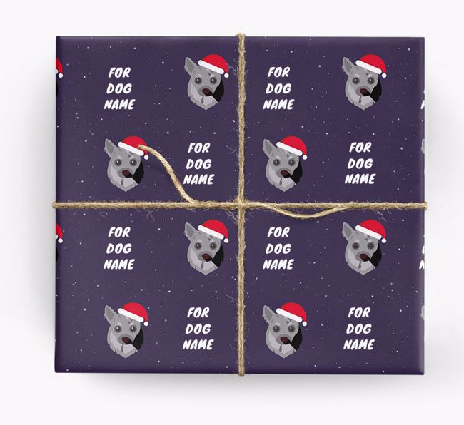 Christmas Wrapping Paper for your Chihuahua