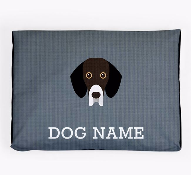 Personalised Dog Bed for your Bassador