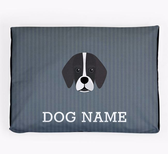 Personalised Dog Bed for your Bassugg