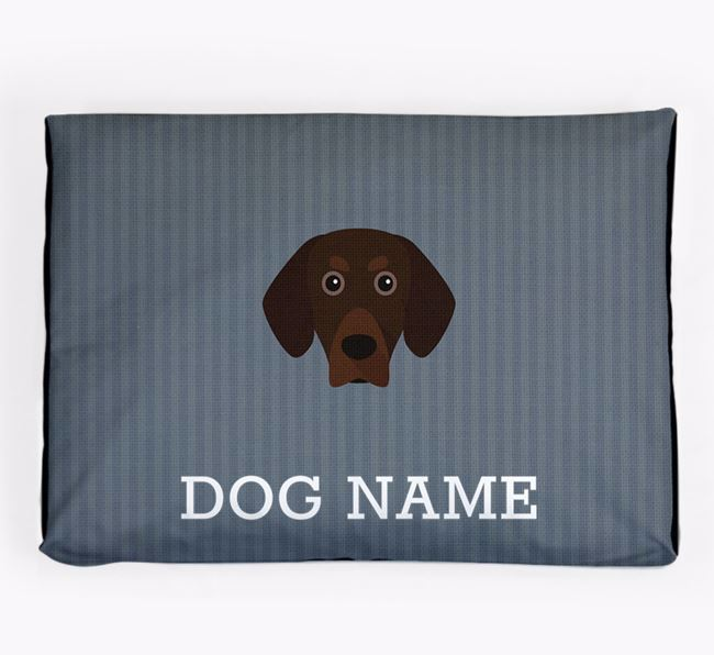 Personalised Dog Bed for your Bavarian Mountain Hound