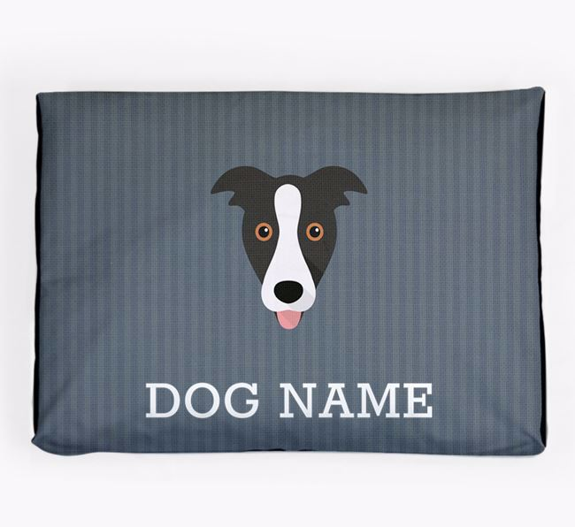 Personalised Dog Bed for your Border Collie