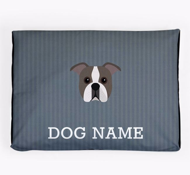 Personalised Dog Bed for your Bugg