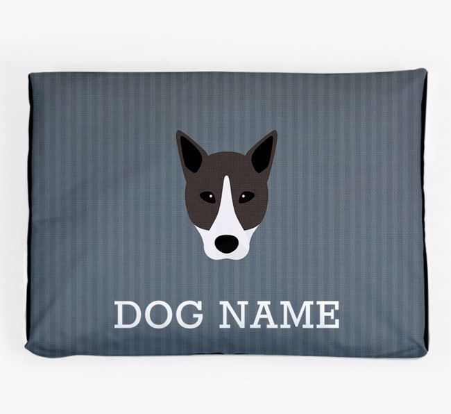 Personalised Dog Bed for your Canaan Dog