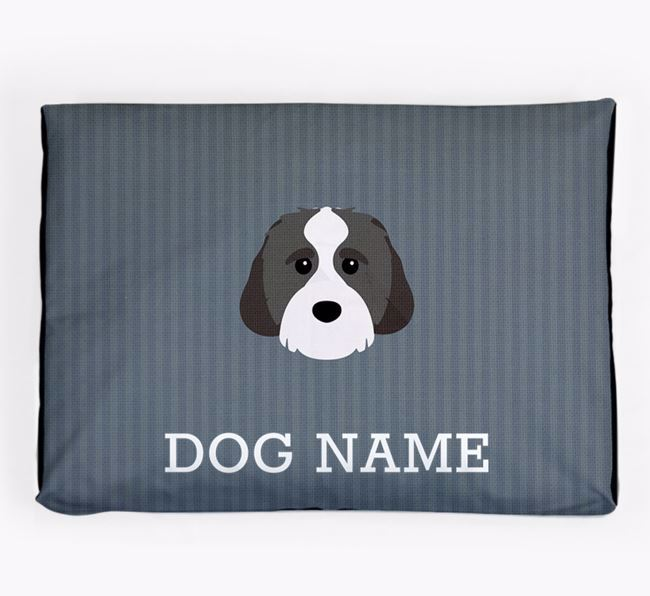 Personalised Dog Bed for your Cavachon