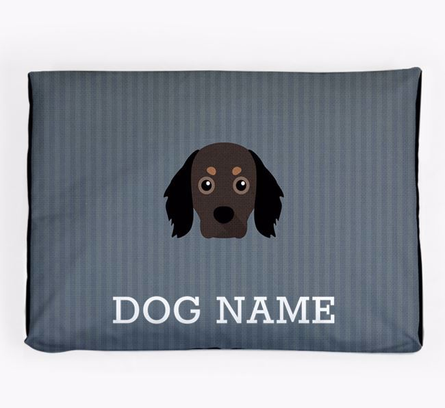 Personalised Dog Bed for your Cavapom