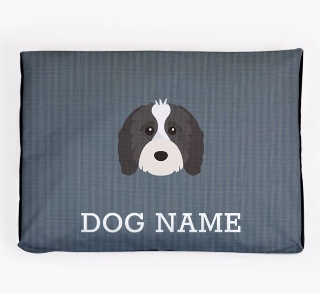 Personalised Dog Bed for your Cavapoo