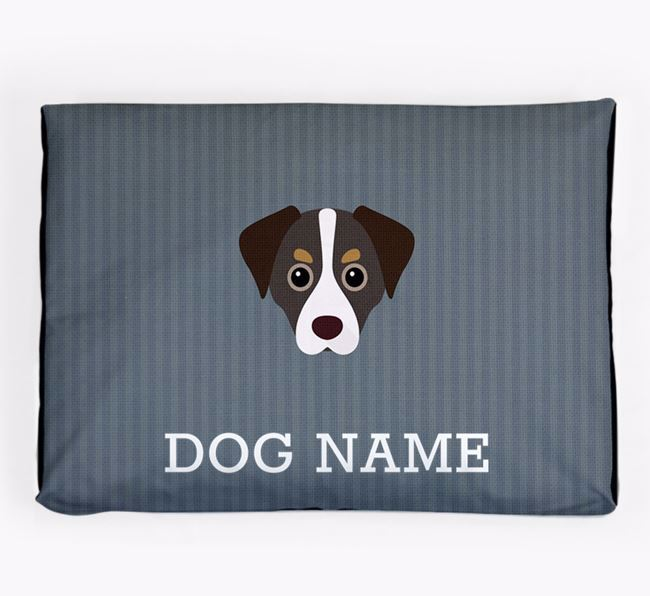 Personalised Dog Bed for your Cheagle