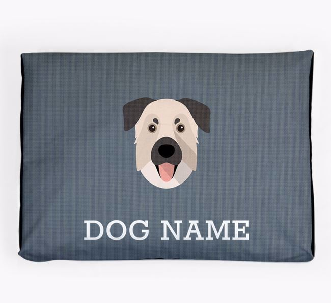 Personalised Dog Bed for your Chinook