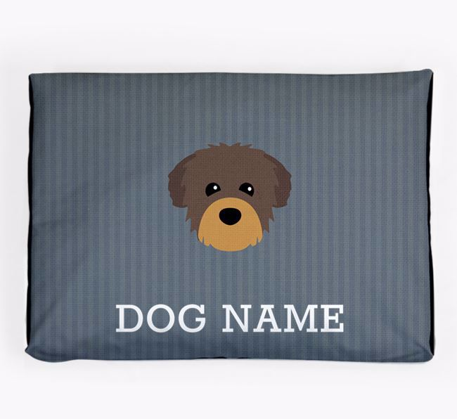 Personalised Dog Bed for your Chipoo