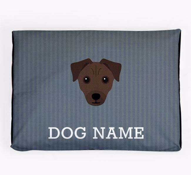 Personalised Dog Bed for your Chi Staffy Bull