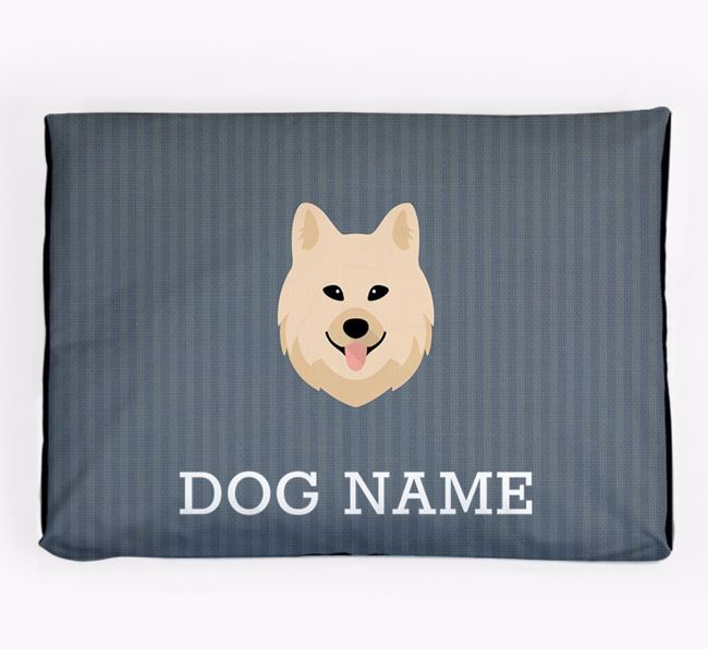 Personalised Dog Bed for your Chow Shepherd