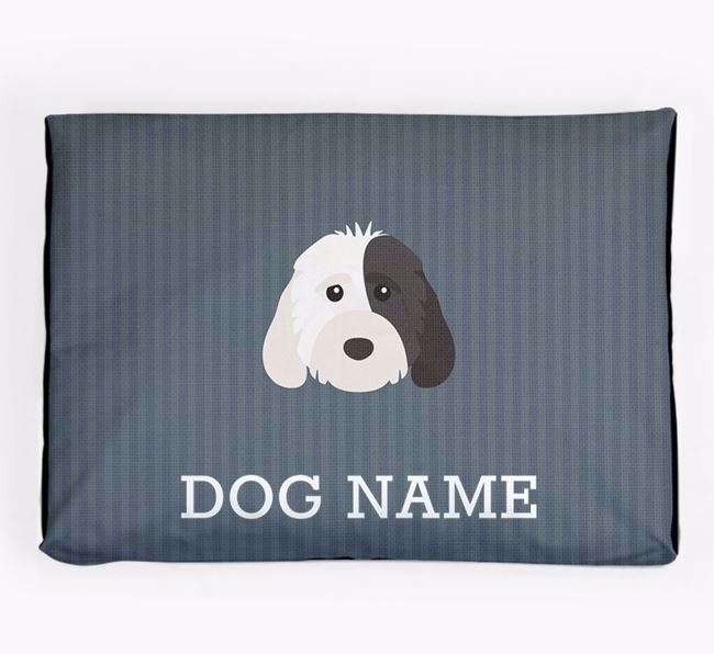 Personalised Dog Bed for your Cockapoo