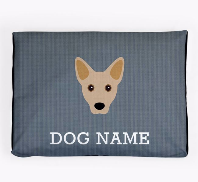 Personalised Dog Bed for your Cojack