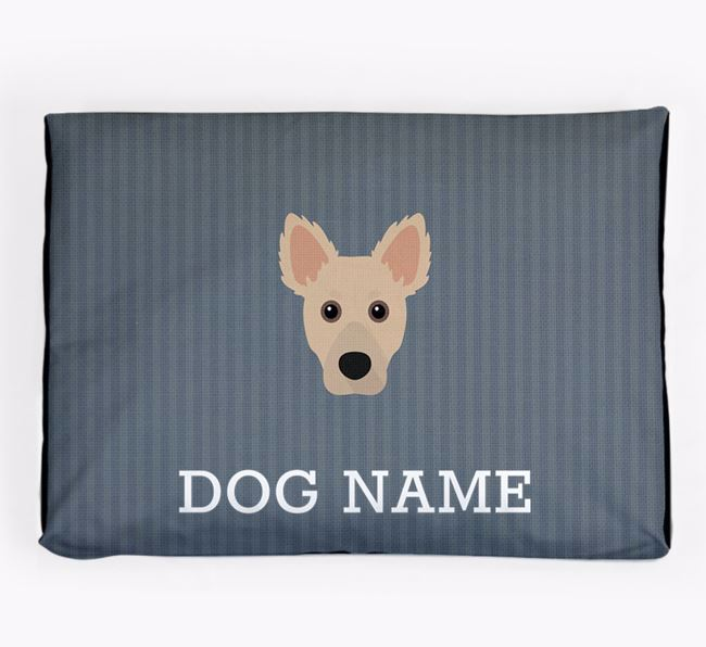 Personalised Dog Bed for your Dameranian