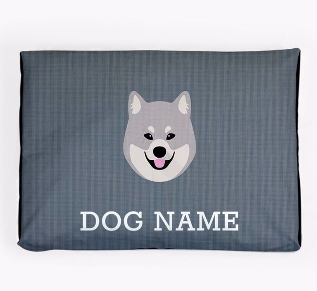 Personalised Dog Bed for your Eurasier