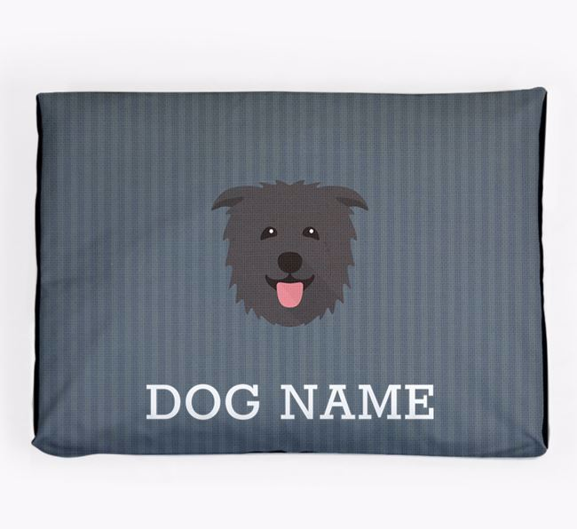 Personalised Dog Bed for your Glen Of Imaal Terrier