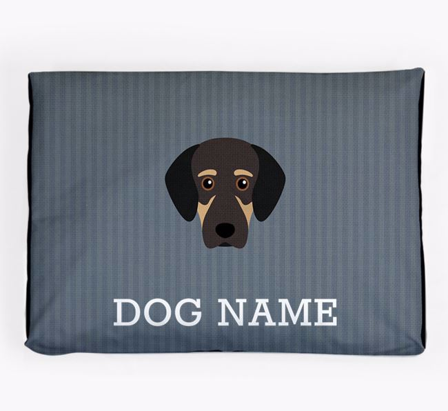 Personalised Dog Bed for your Greek Harehound