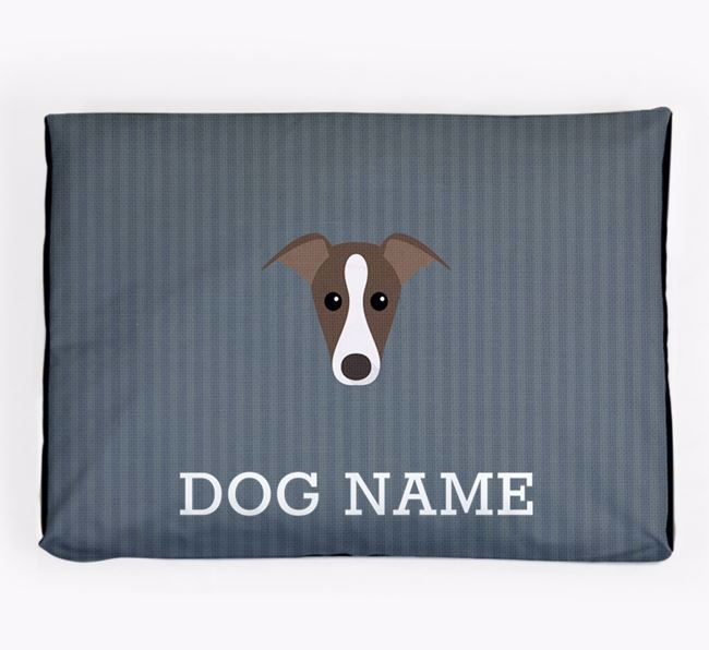 Personalised Dog Bed for your Greyhound