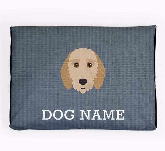 Personalised Dog Bed for your Griffon Fauve De Bretagne