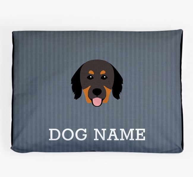 Personalised Dog Bed for your Hovawart