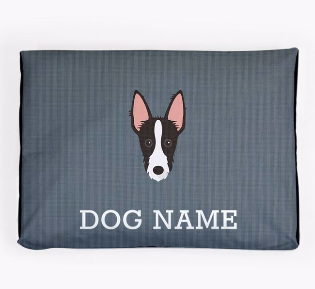 Personalised Dog Bed for your Ibizan Hound