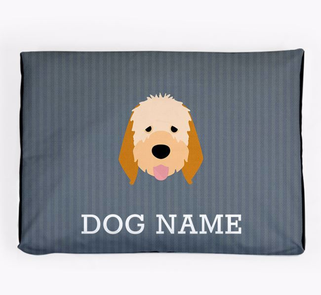 Personalised Dog Bed for your Italian Spinone
