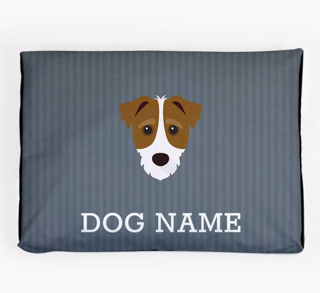 Personalised Dog Bed for your Jack-A-Poo