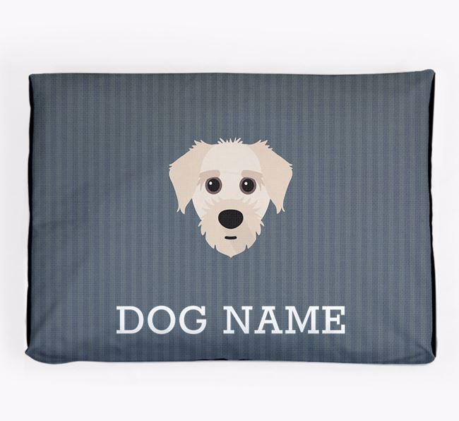 Personalised Dog Bed for your Jacktzu