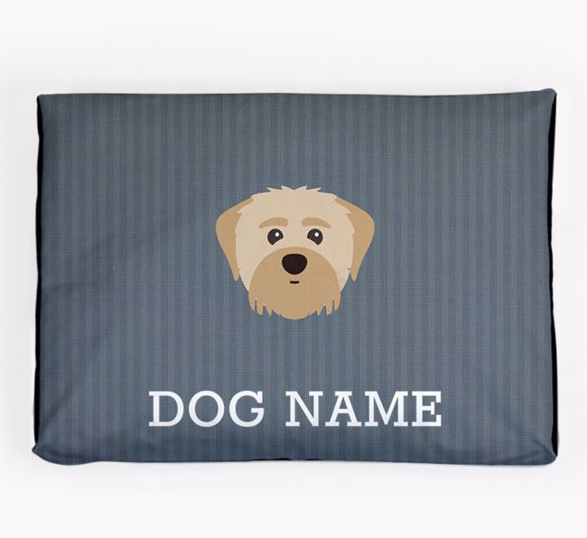 Personalised Dog Bed for your Maltipom