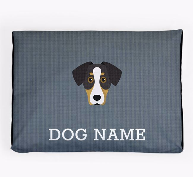 Personalised Dog Bed for your New Zealand Huntaway