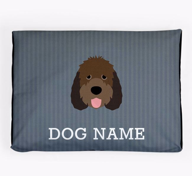 Personalised Dog Bed for your Otterhound