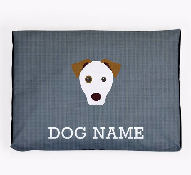 Personalised Dog Bed for your Parson Russell Terrier