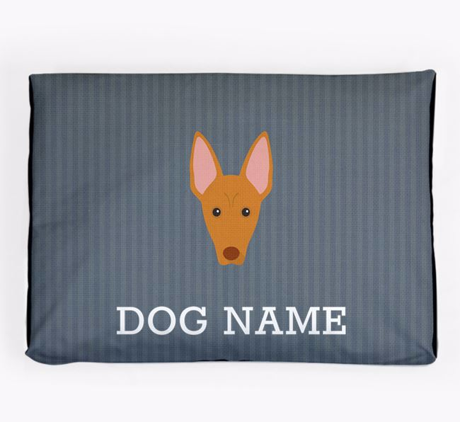 Personalised Dog Bed for your Pharaoh Hound