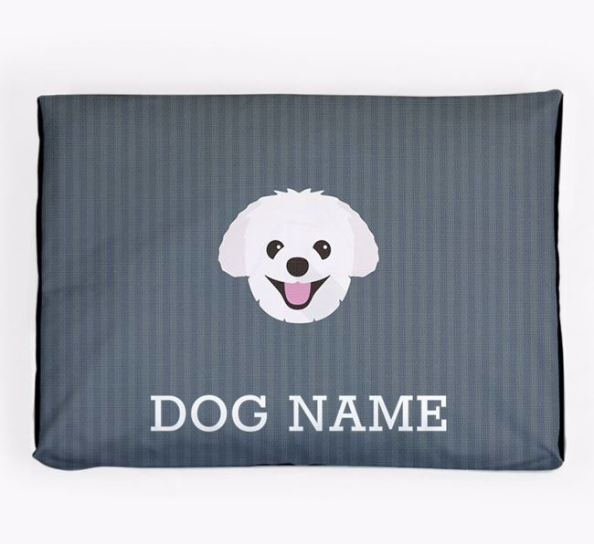 Personalised Dog Bed for your Pomapoo