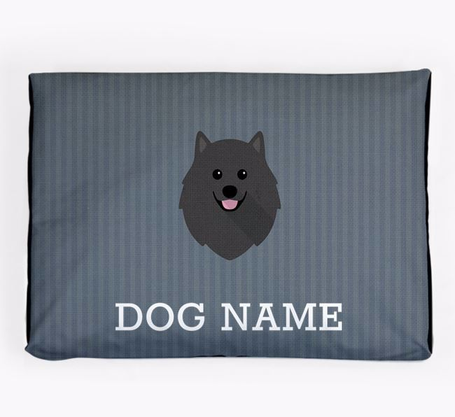 Personalised Dog Bed for your Pomeranian