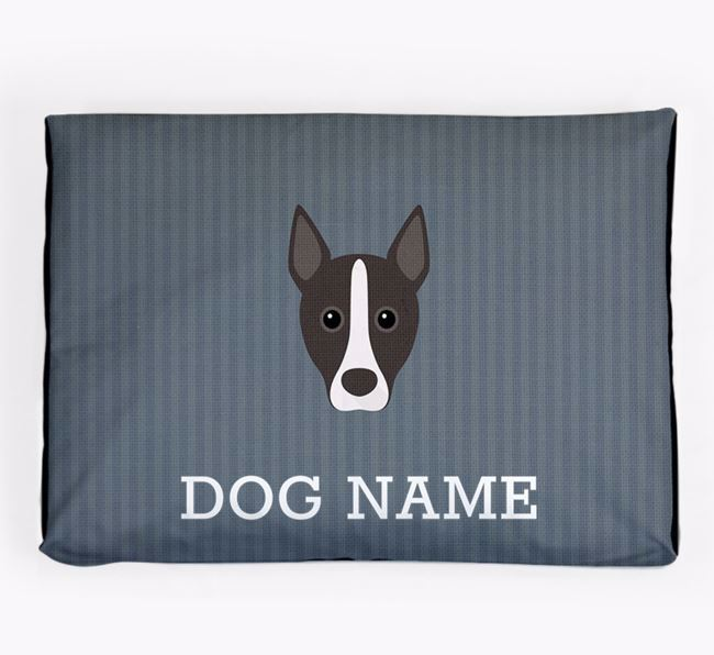 Personalised Dog Bed for your Portuguese Podengo