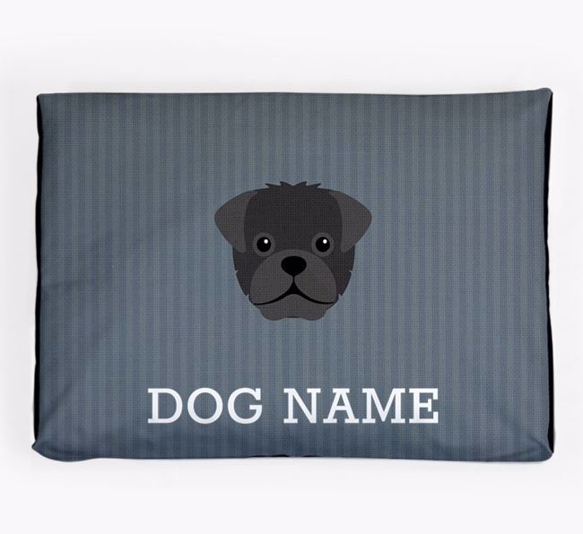 Personalised Dog Bed for your Pugapoo