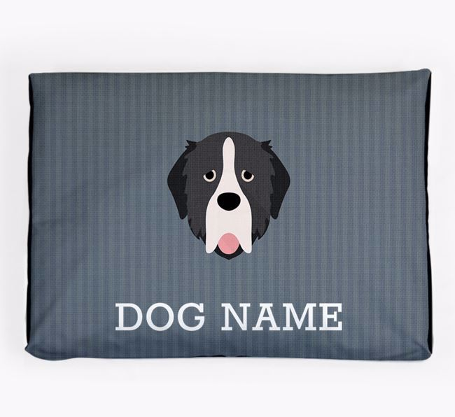 Personalised Dog Bed for your Pyrenean Mastiff