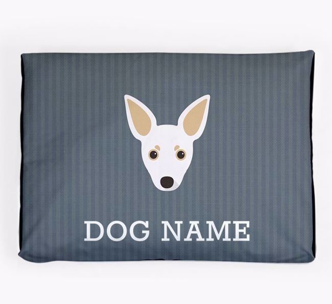 Personalised Dog Bed for your Russian Toy