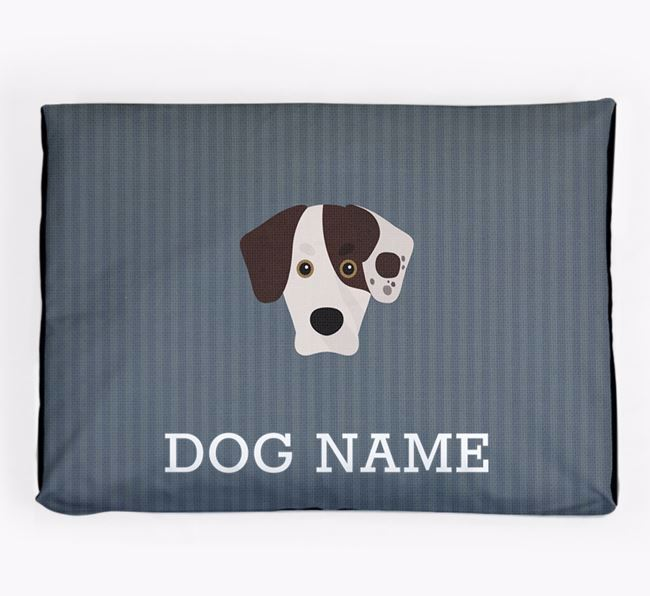 Personalised Dog Bed for your Siberian Cocker