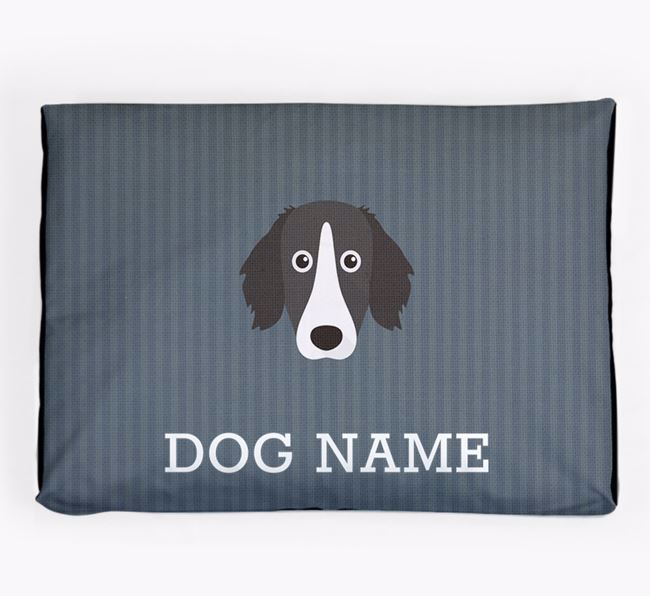 Personalised Dog Bed for your Sprollie