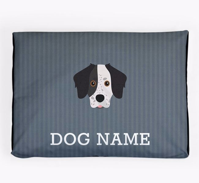 Personalised Dog Bed for your Stabyhoun