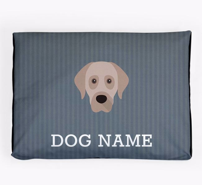 Personalised Dog Bed for your Turkish Kangal Dog
