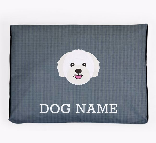 Personalised Dog Bed for your Zuchon