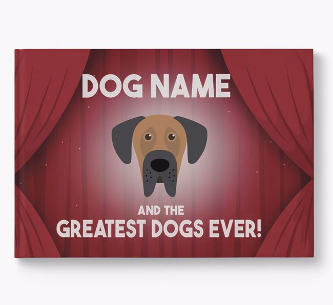 Your Dog and the Greatest Dogs Ever Personalised Book
