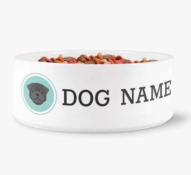Personalised Dog Bowl for Your Dog