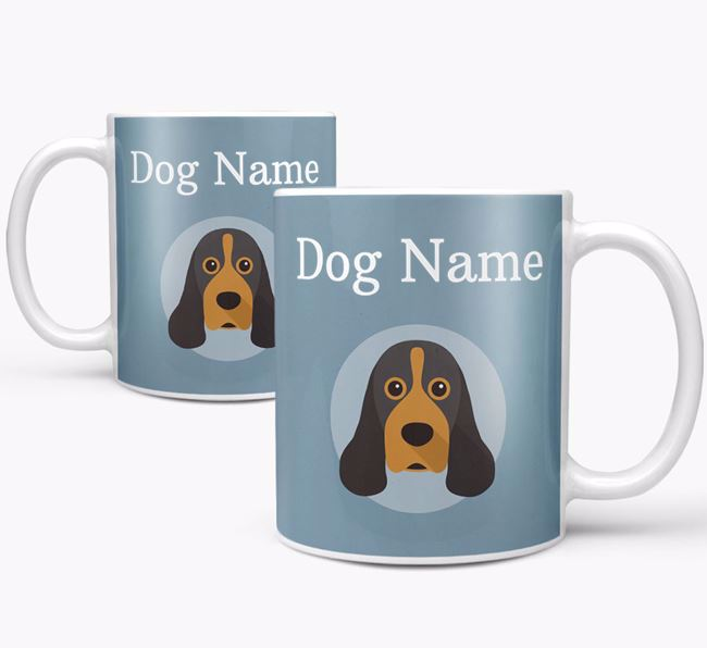 Personalised American Cocker Spaniel Mug