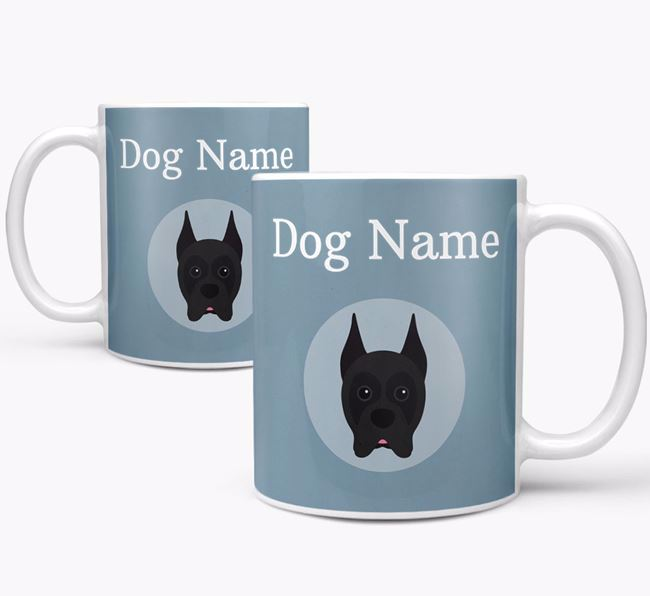 Personalized Boxer Mug