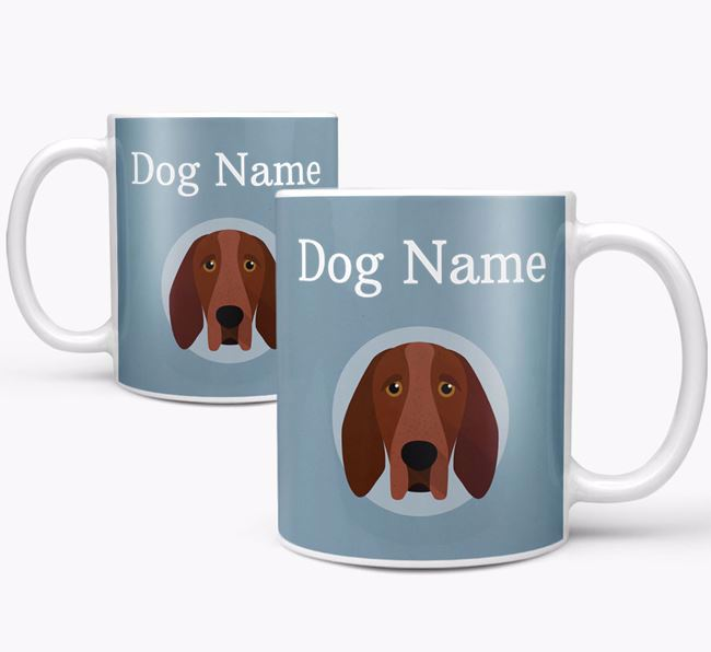 Personalized Bracco Italiano Mug