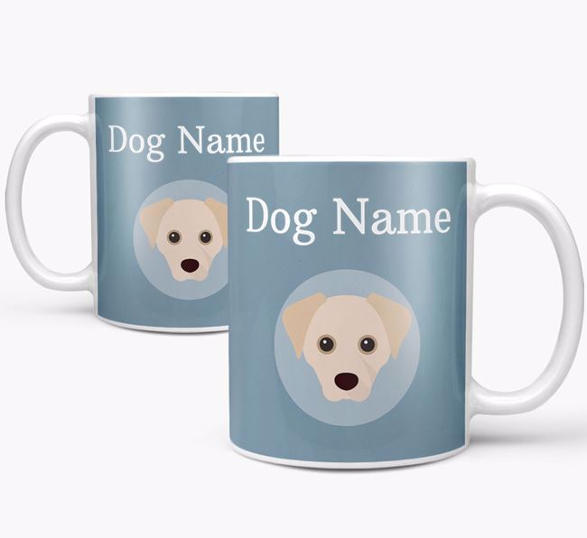 Personalized Cheagle Mug
